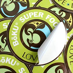 Print Sticker Bandung